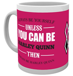 Dc Comics - Harley Quinn - Be Yourself (Tazza)