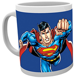 Dc Comics - Justice League Superman (Tazza)