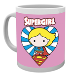Dc Comics - Justice League - Supergirl Chibi (Tazza)