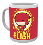 Dc Comics - Justice League - Flash Chibi (Tazza)