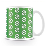 Dc Originals - Green Lantern Logo Pattern (Tazza)