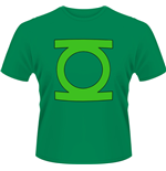 Dc Originals - Green Lantern - Logo (T-SHIRT Unisex )