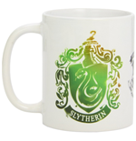 Harry Potter - Slytherin Stencil Crest (Tazza)