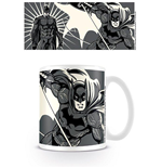 Justice League - Batman Colour (Tazza)
