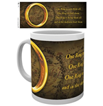 Lord Of The Rings - One Ring (Tazza)