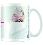 Marilyn Monroe - White Fur (Tazza)