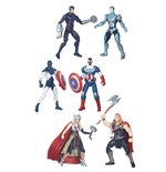 Action figure Marvel Superheroes 215021