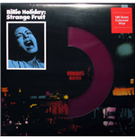 Vinile Billie Holiday - Strange Fruit   Coloured Vinyl