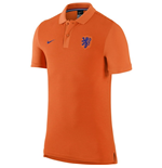 Polo Olanda 2016-2017 Nike Authentic GS Slim (Arancio)