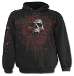 Spiral – Death Blood - Black (felpa Unisex )