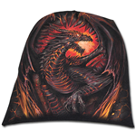 Spiral - Dragon Furnace Light Cotton Beanies Black (berretto )