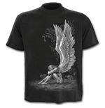 Spiral – Enslaved Angel - T-SHIRT Black (T-SHIRT Unisex )