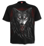 Spiral - Legend Of The Wolves T-SHIRT Black (T-SHIRT Unisex )