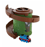 Mattel CDN01 - Thomas And Friends - Take-N-Play - Pista A Spirale Con Thomas