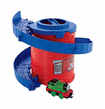 Mattel CDN02 - Thomas And Friends - Take-N-Play - Pista A Spirale Con Percy