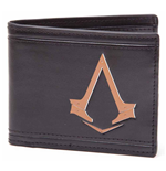 Portafoglio Assassin's Creed Syndicate - Copper Colour Logo Print