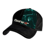 Friday The 13th - Black Flex (Cappellino)