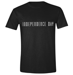 Independence Day - Logo Black (T-SHIRT Unisex )