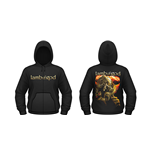 Lamb Of God - Anime (felpa Con Cappuccio Unisex )