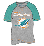 Nfl - Miami Dolphins (T-SHIRT Unisex )