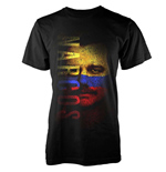 Narcos - Flag Face (T-SHIRT Unisex )