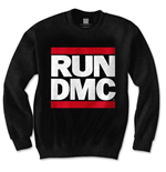 Run Dmc - Dmc Logo Black (felpa Unisex )