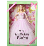Mattel DGW29 - Barbie Collector - Birthday Wishes