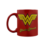 Dc Originals - Wonder Woman Logo Red (Tazza)