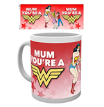 Tazza Dc Comics - Wonder Mum