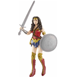 Mattel DJG31 - Batman Versus Superman - Action Figure 15 Cm Wonder Woman
