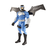 Mattel DPL95 - Batman Versus Superman - Action Figure 15 Cm Batman Knight Glider