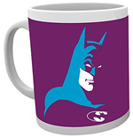 Dc Comics - Simple Batman (Tazza)