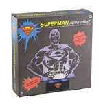 Lampada Dc Comics Superman - Hero