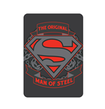 Superman - Man Of Steel (Magnete Metallo)