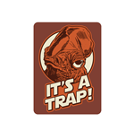 Star Wars - It's A Trap (Magnete Metallo)