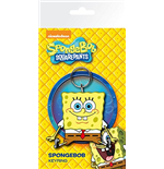 Spongebob - Happy (Portachiavi Gomma)