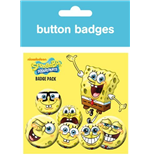 Spongebob - Expressions (Badge Pack)