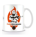 Star Wars Episode VII - Fire Division (Tazza)