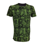 Marvel - Green Hulk (T-SHIRT Unisex )