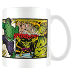 Marvel Retro - Hulk Panels (Tazza)