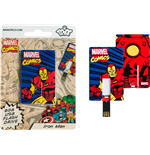 Marvel - Iron Man - Card USB 8GB