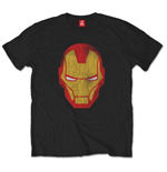 Marvel Comics - Iron Man Distressed (T-SHIRT Unisex )