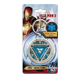 Iron Man - Arc Reactor Colour Pewter (Portachiavi)