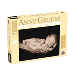 Anne Geddes - Puzzle 1000 Pz - Father's Hands