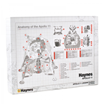 Haynes - Anatomy Of Apollo 11 (Puzzle 1000pz)