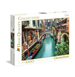 Puzzle 1000 Pz - High Quality Collection - Venice Canal