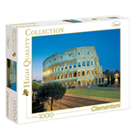 Puzzle 1000 Pz - High Quality Collection - Roma - Colosseo