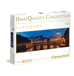 Puzzle 1000 Pz - High Quality Collection - Panorama - Roma