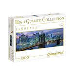 Puzzle 1000 Pz - High Quality Collection - Panorama - New York Brooklyn Bridge