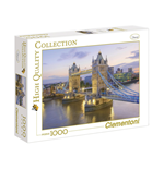 Puzzle 1000 Pz - High Quality Collection - Tower Bridge